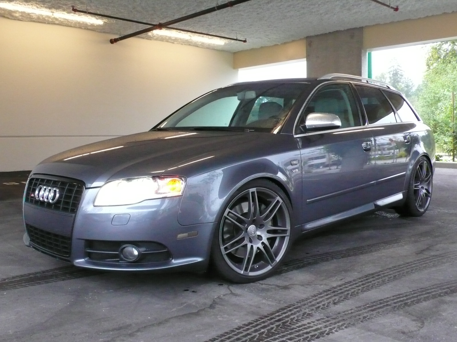 Audi Oemreplica Wheels On A B6b7 S4rs4 Picture Thread