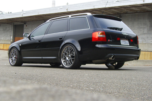 2003 Audi S6 Avant. Re: Tire sizing for S6 Avant