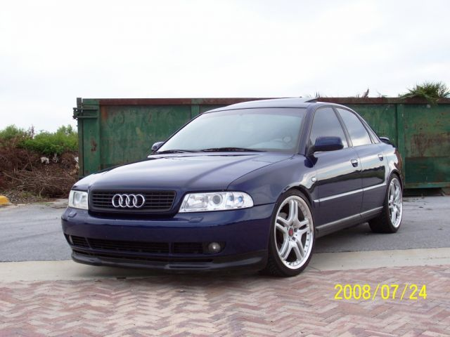Wanted pics 17s 18s with spacers b5 for Garage audi 93