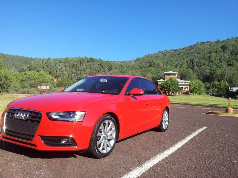 Official B8 A4 Owner Check In Page 19