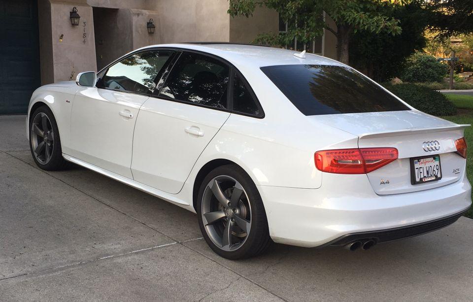 2014 Audi A4 quattro