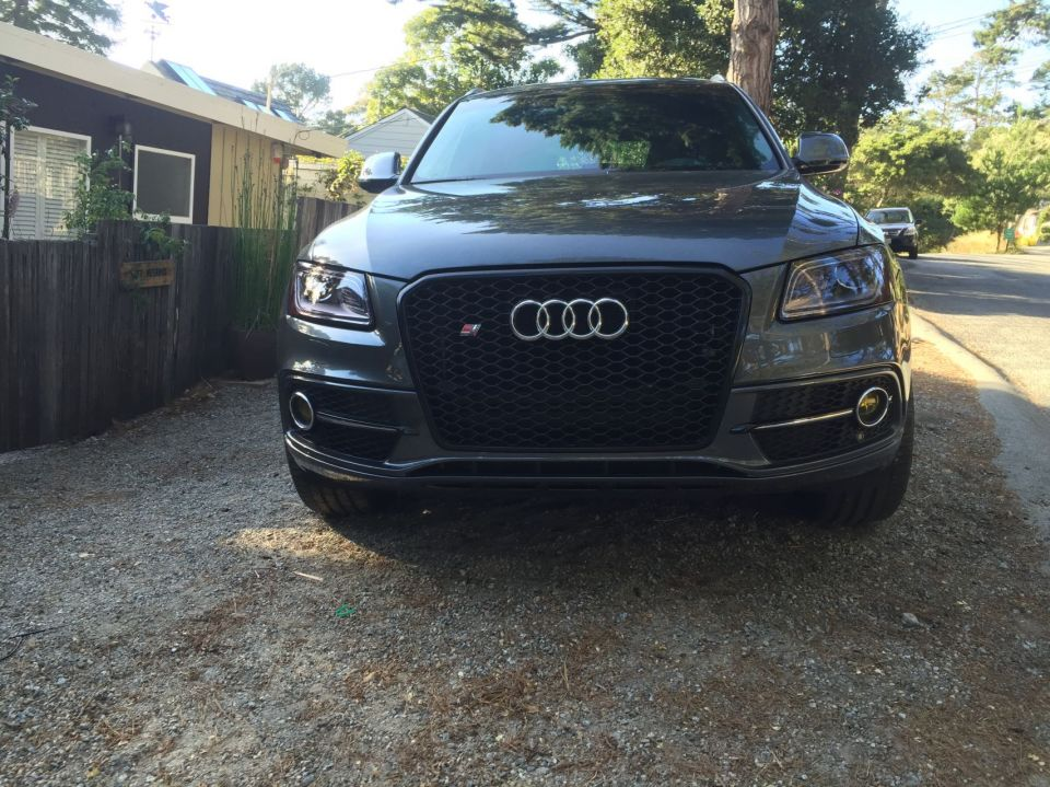 Rs Honeycomb Style Grill Install On Sq5