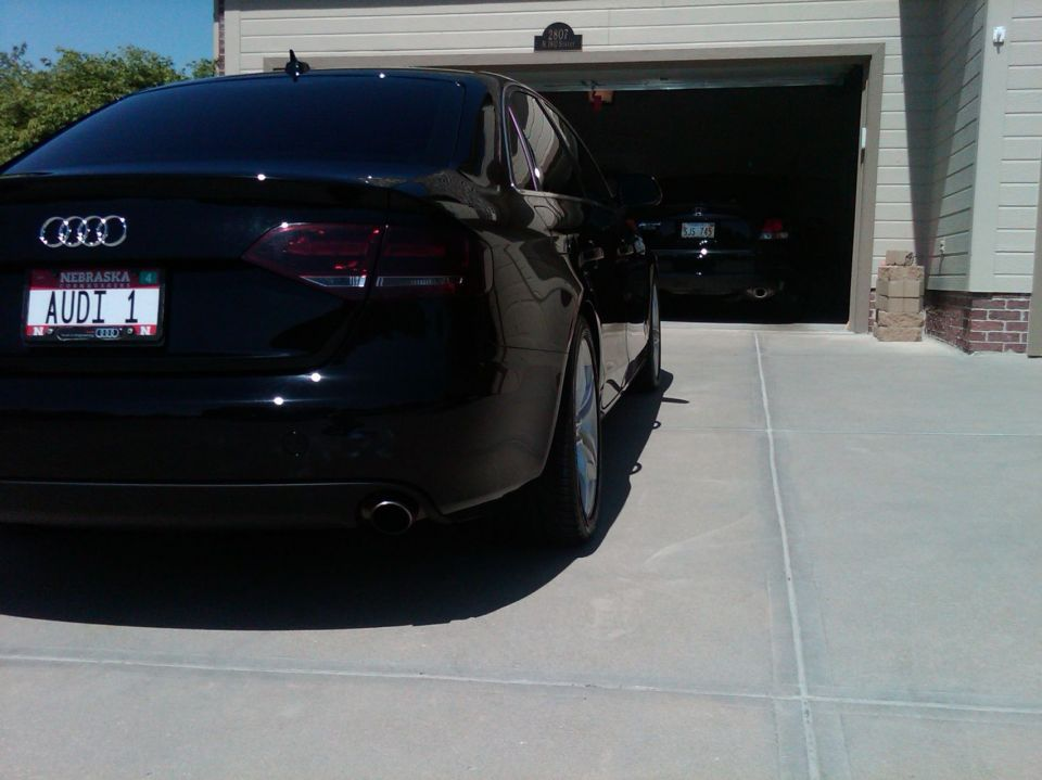 Picture Of Smoked Tail Lights