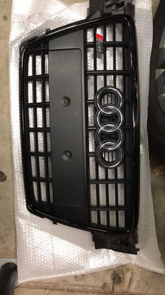 Black Optics Grille
