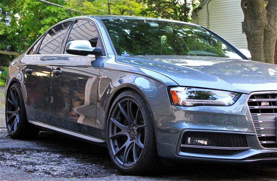 B8 S4 Modified Wheels Amp Suspension Gallery Thread Page 35