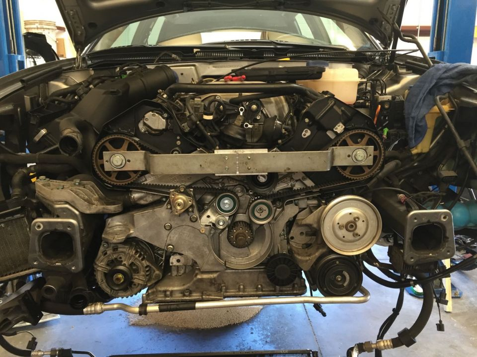 problemer motor rs6