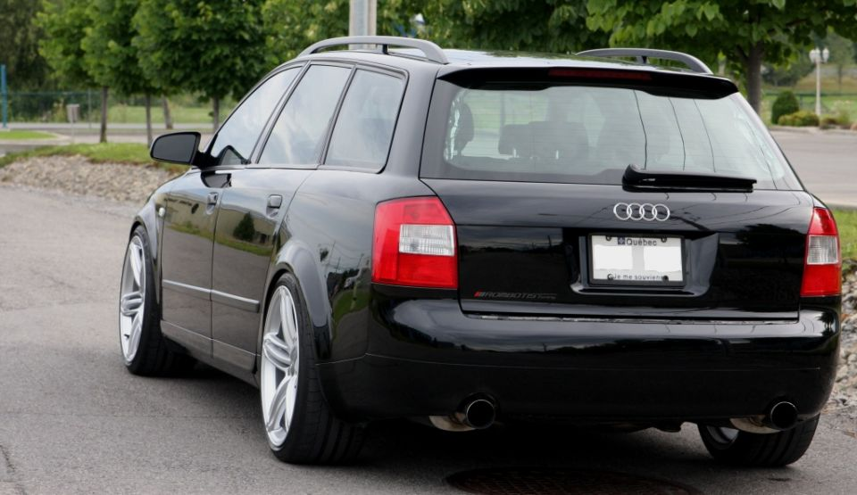 Repost From The A4 Forum S5 Peelers On A B6 Avant