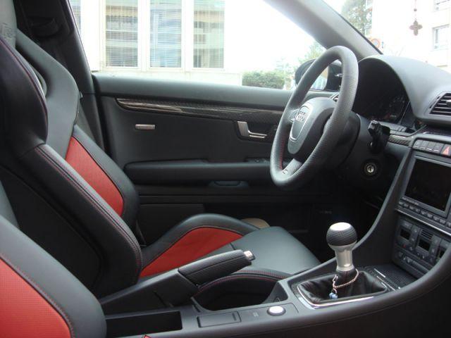 RS4 Interior 2