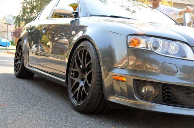 RS4 HRE Wheels 4