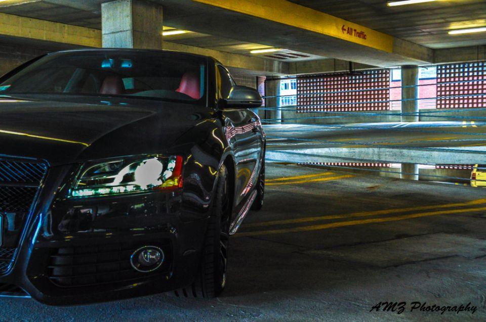 Patsfan's Phantom Black Audi S5