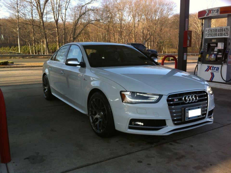 2013 Audi S4 Black Optic | Olivero