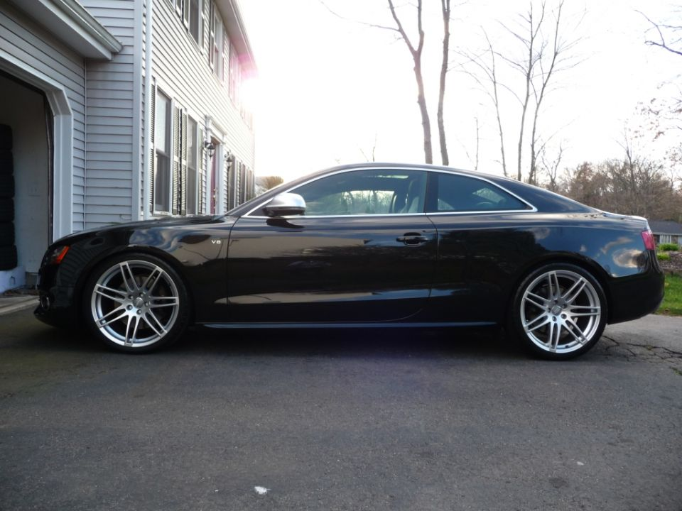 Audi A5 / S5 with custom wheels [real life pictures only] - Page 25