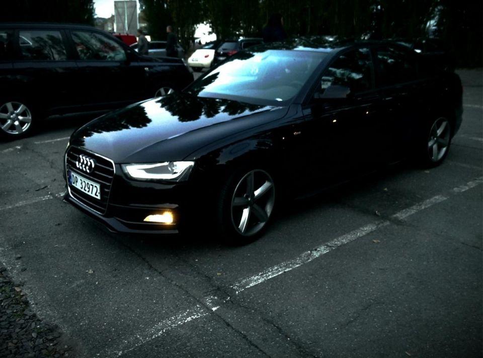 My Audi A SLne - My audi com