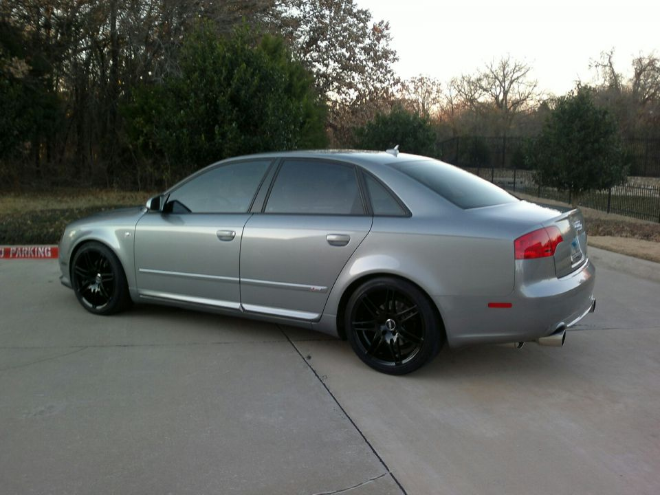 Calling All B7 A4 S Lowered On 18 S Page 4