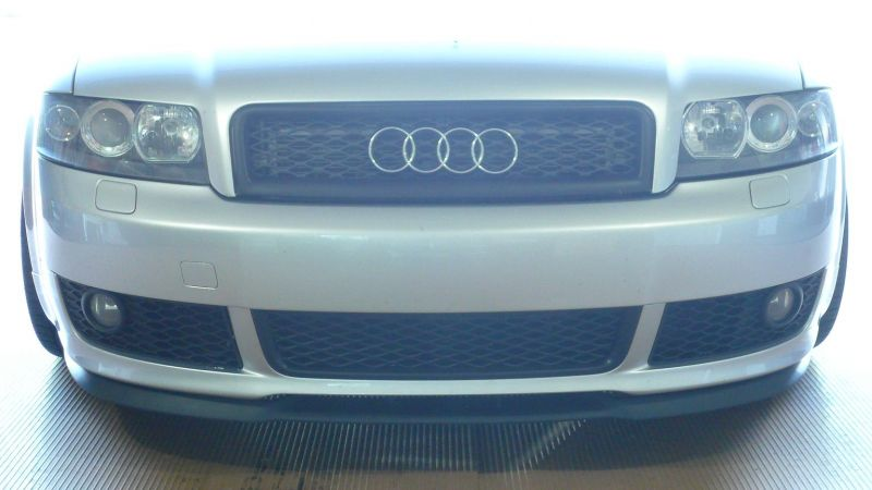 Siatka Plaster Miodu W Grill Przemyślenia A4 B6 Audi A4 Klub