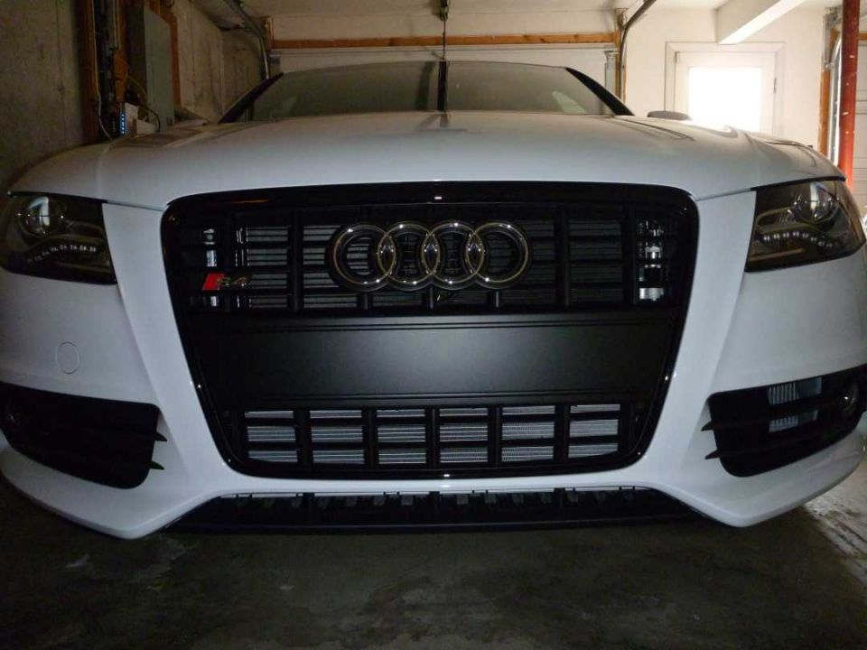 Stormtrooper Has Arrived Pics Of My 12 Glacier White S4