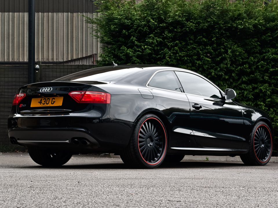 audi a5 on kahn design rs x 21 inch wheels audizine photo gallery. Black Bedroom Furniture Sets. Home Design Ideas