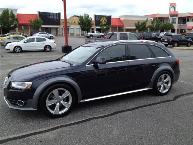 2013 Allroad Modified With Pics Audiworld Forums