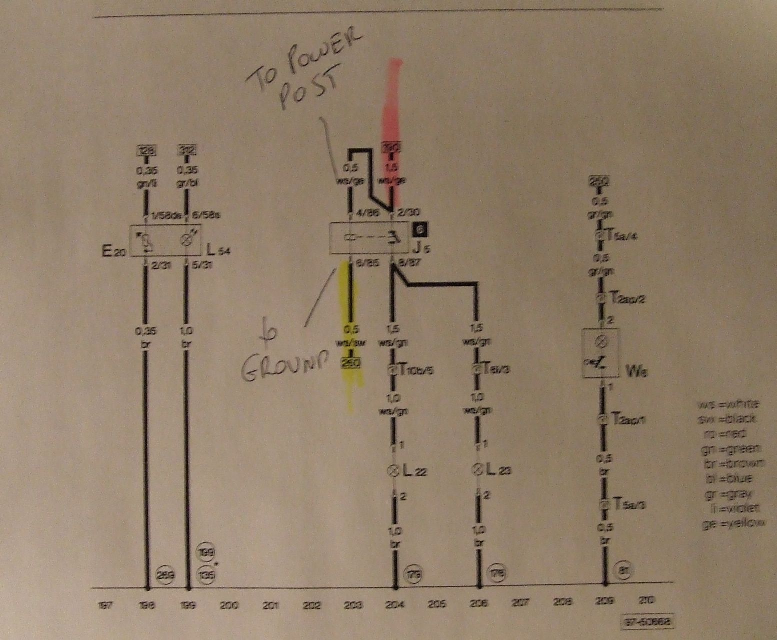 Headlight Switch Info 05f 250 Fog Light Wiring Diagram