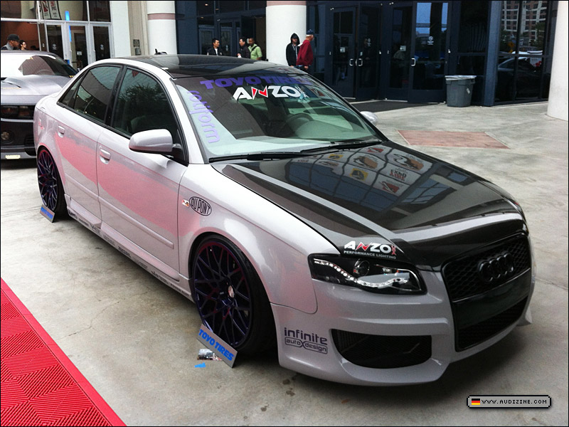 Audizine S Official Sema 2011 Photo Thread