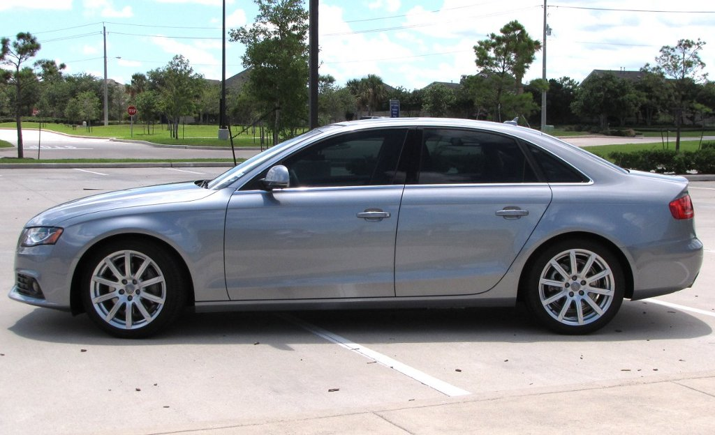 Official b8 tinting thread for 18 percent window tint