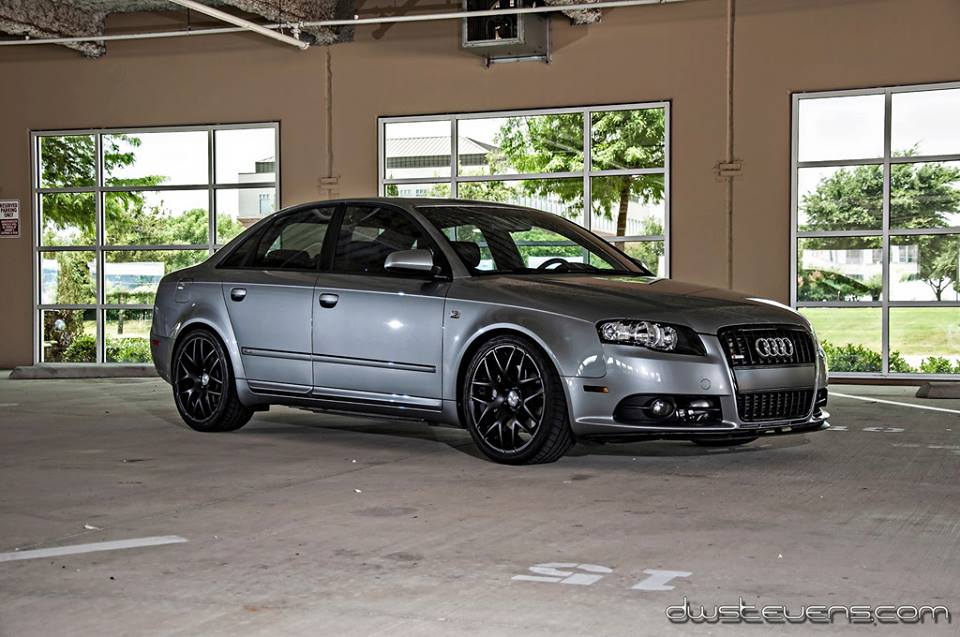 Fs In Dfw Audi A4 2007 S Line Titanium 6sp Quartz Gray