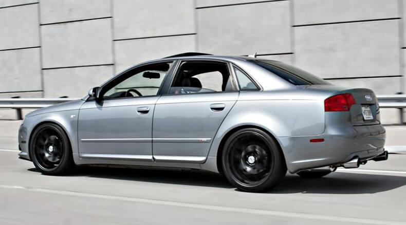 Fs In Dfw Audi A4 2007 S Line Titanium 6sp Quartz Gray