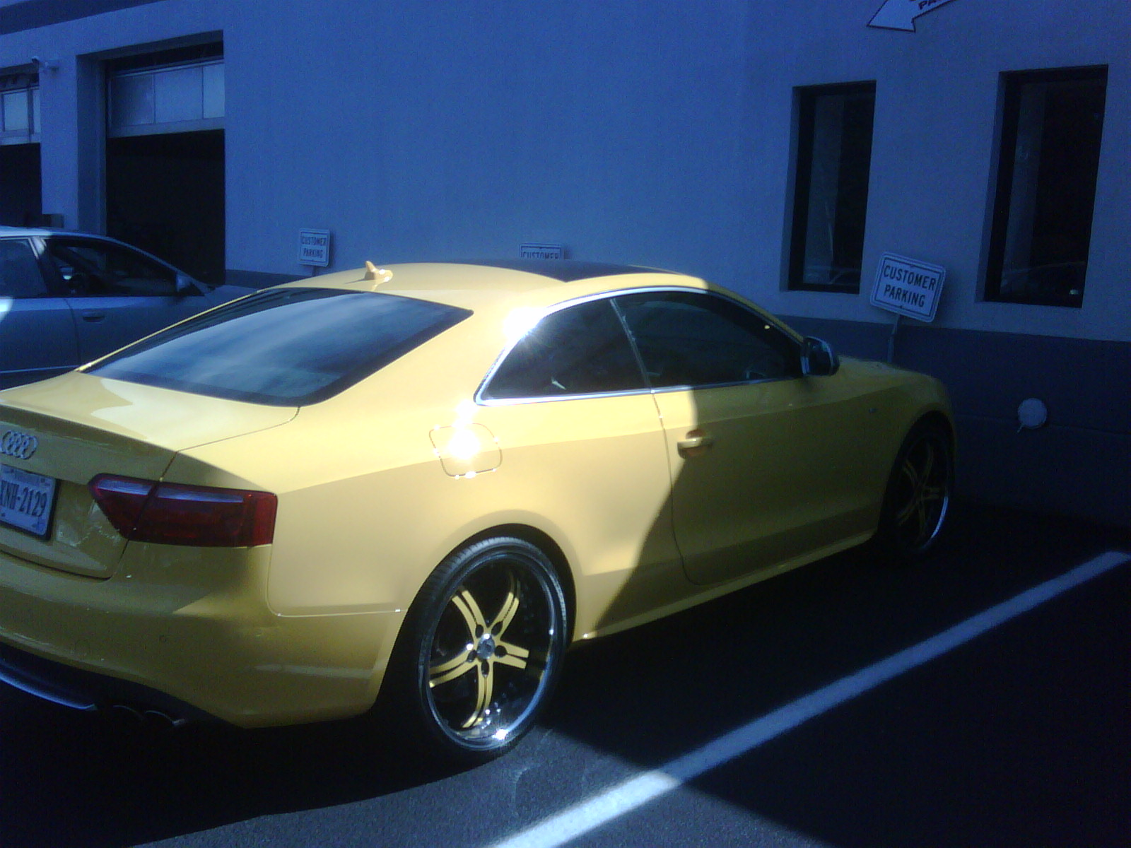 Saw An Imola Yellow A5 In Key West This Week Special