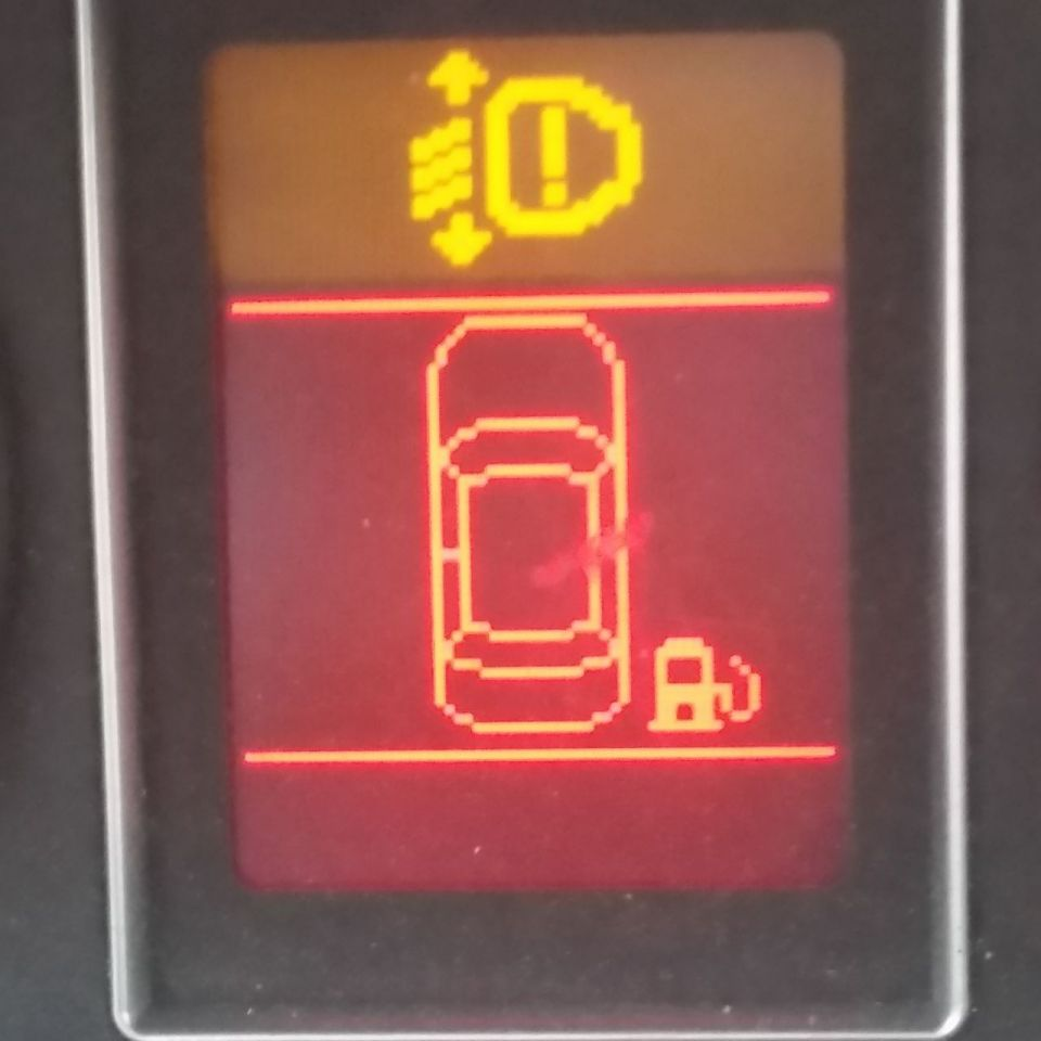 2004 Audi A4 Dashboard Light