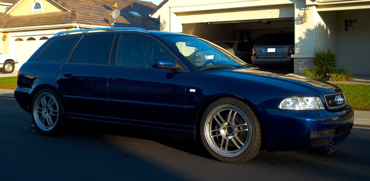 For Sale 01 B5 S4 Avant