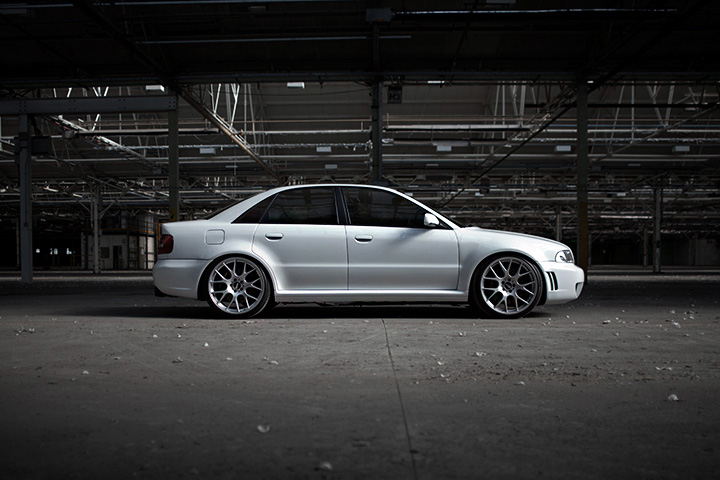 The Most Beautiful B5 S4