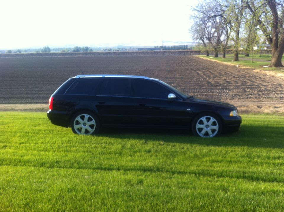 2001 Audi s4 Avant Stage III FOR SALE