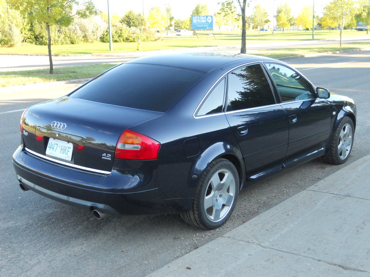 Audi A6 4 2 For Sale