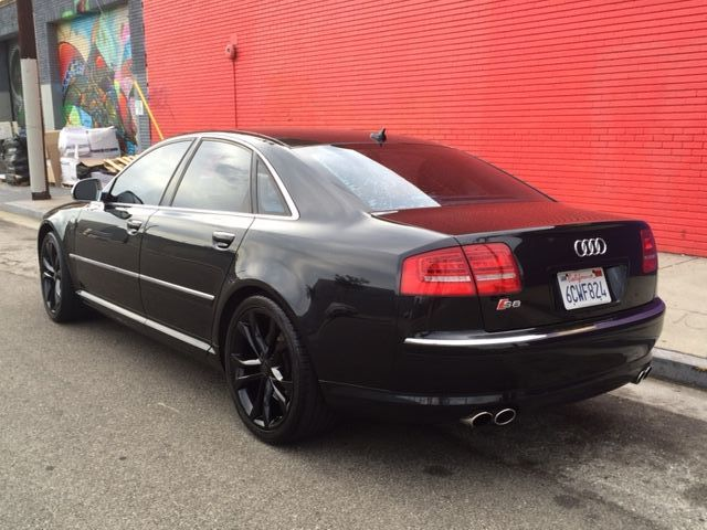 for sale 2008 audi s8 v10 only 49k miles 39000 obo. Black Bedroom Furniture Sets. Home Design Ideas
