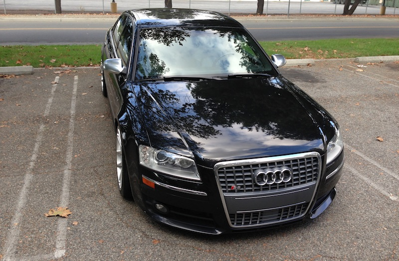 Picked up a D3 S8!