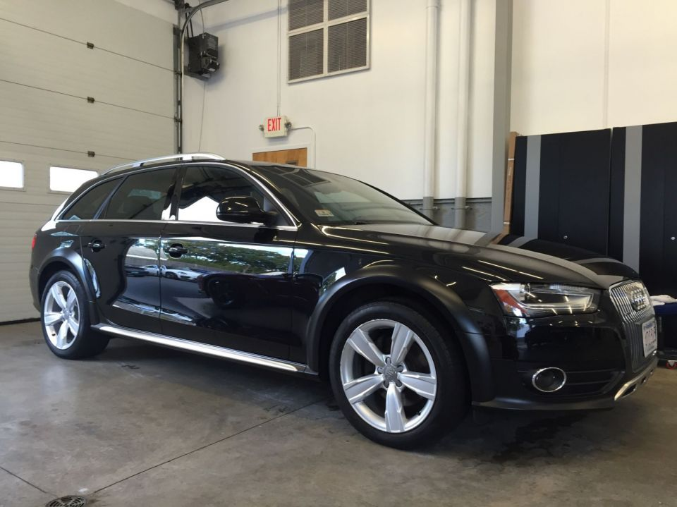 Allroad after CQuartz Finest & 2 Stage Paint Repair