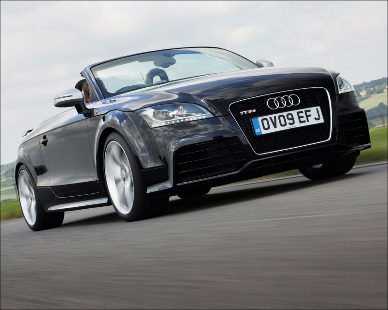 Audi TT RS Roadster - 1280x1024