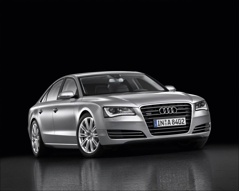 Audi A8 - 1280x1024