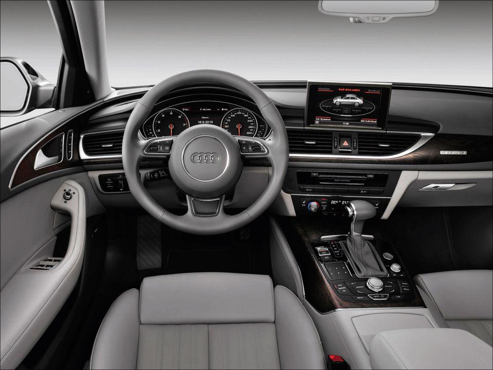 Audi A6 S line Sedan - 1600x1200