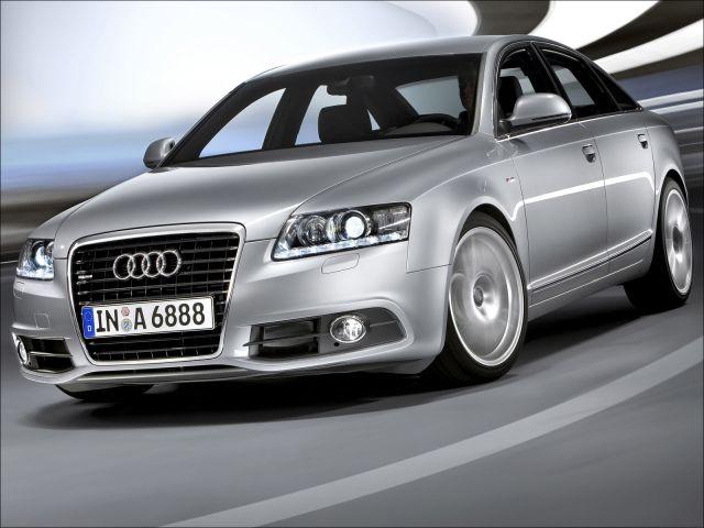Audi A6 S line - 1600x1200