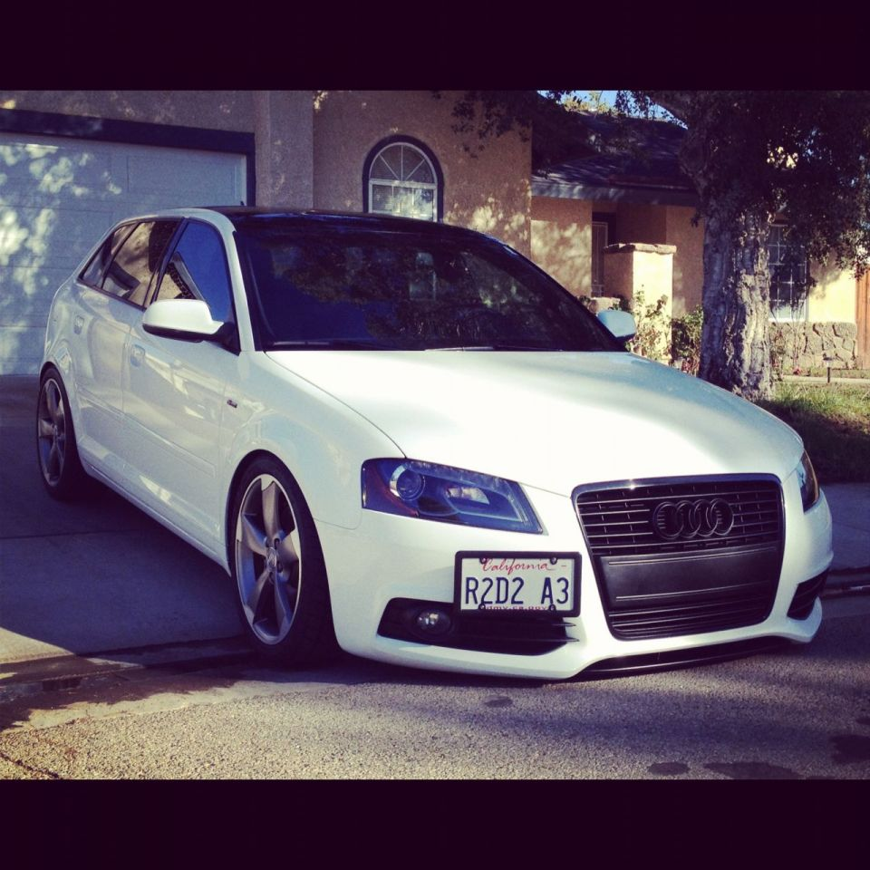 2011 A3 Titanium Package