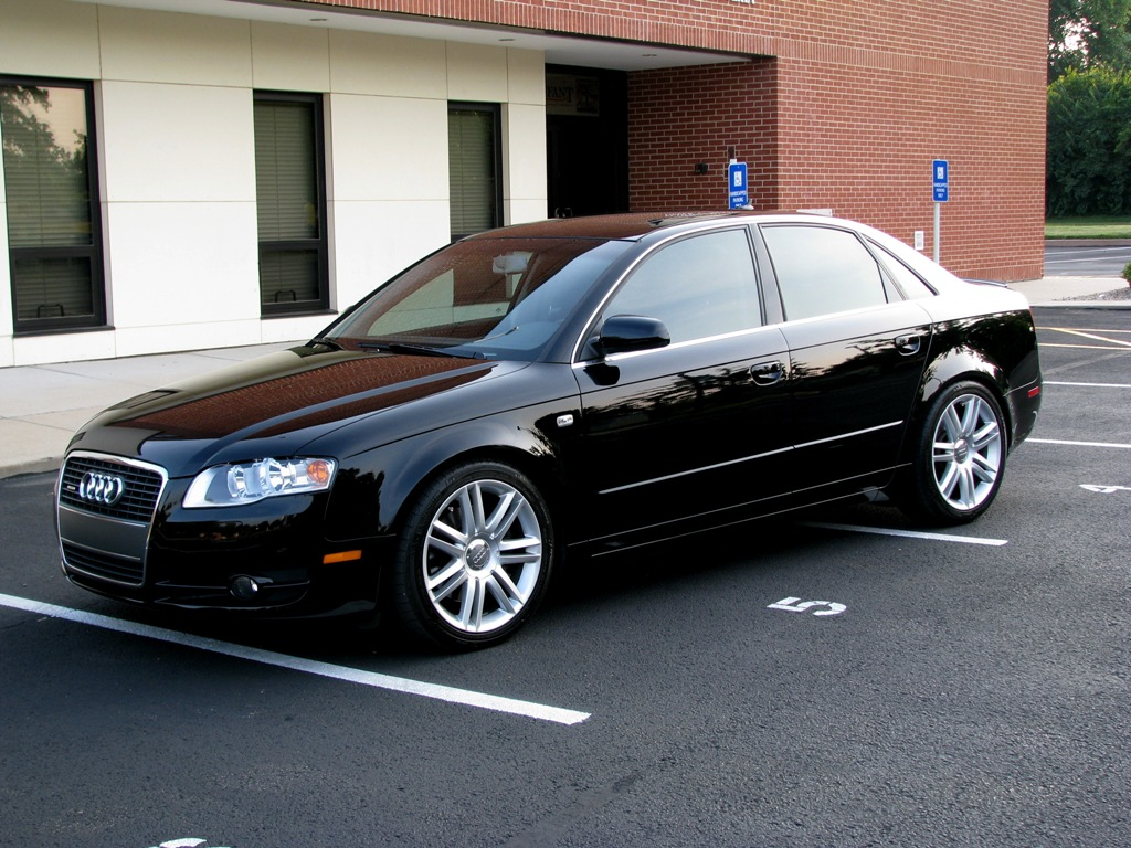 B7 S4 Wheels On B7 A4