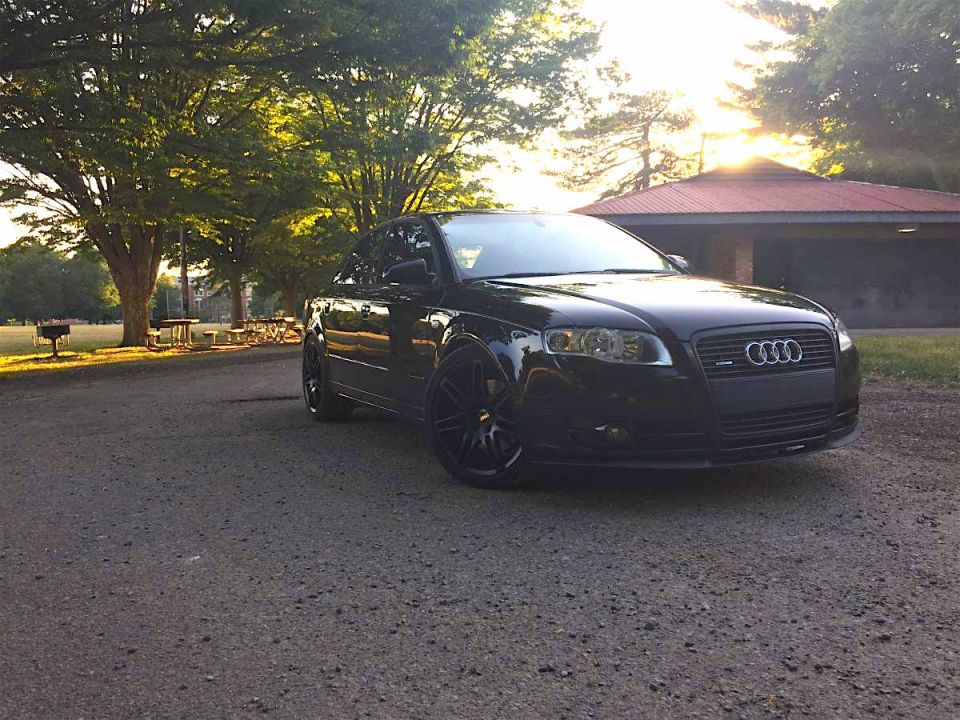 For Sale 2006 Black Audi A4 2 0t Quattro 6 Speed Manual