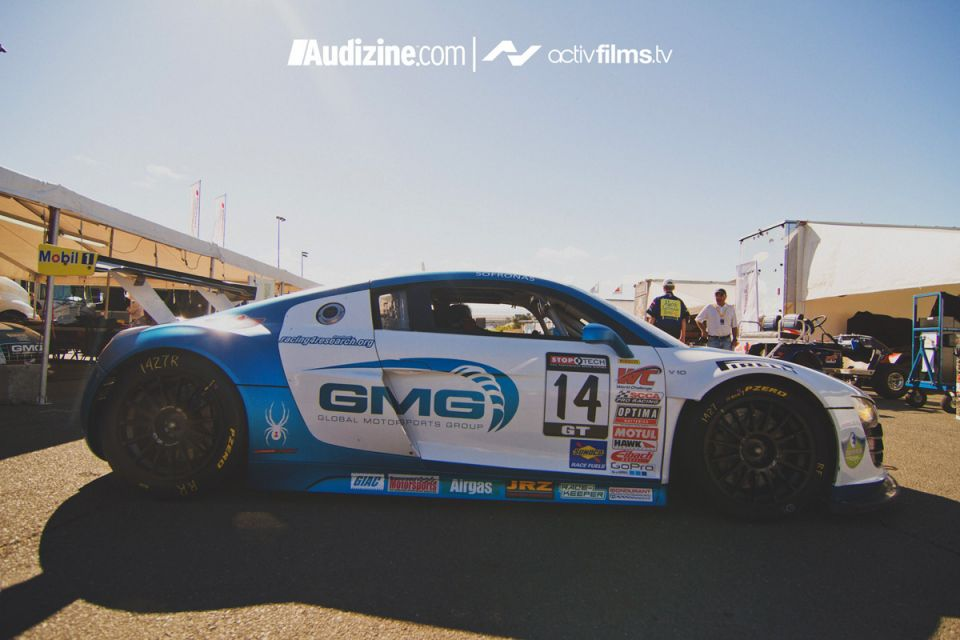 GMG Racing at the Sonoma GP - by ActivFilms