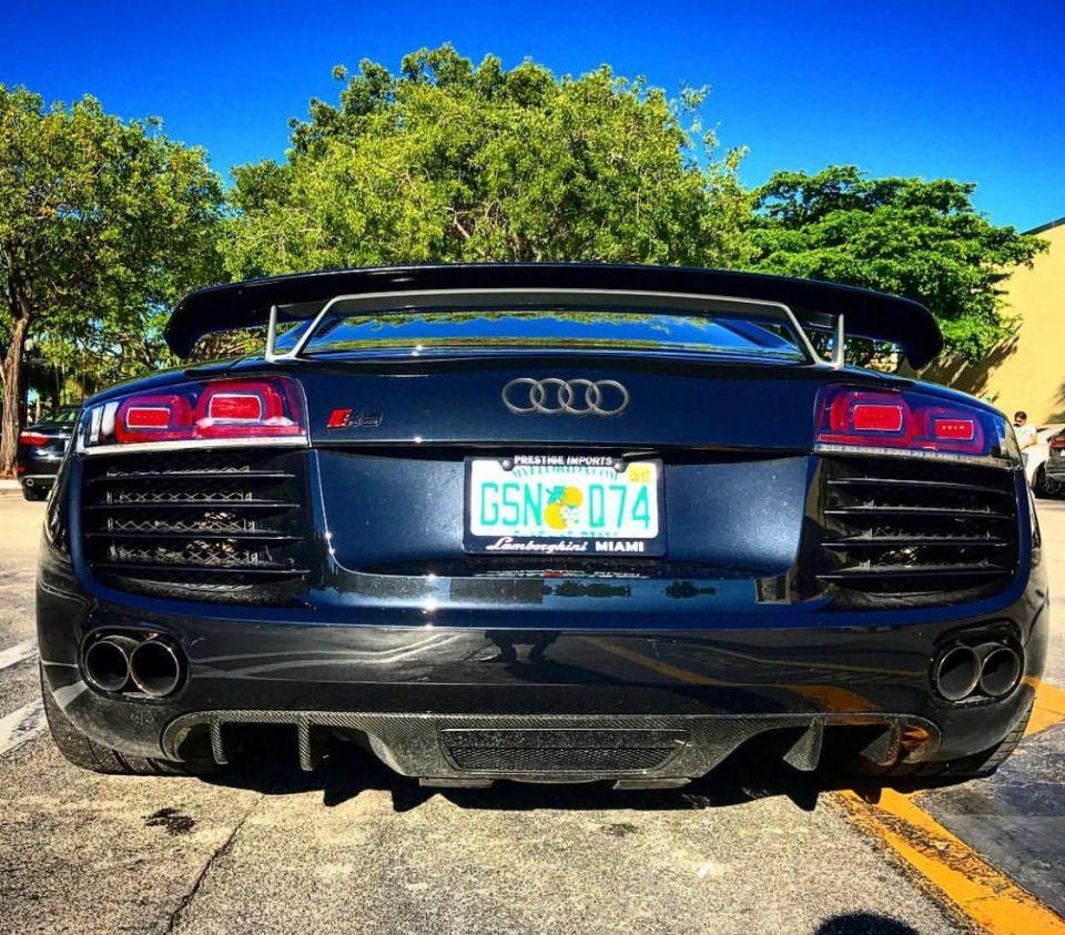 For Sale: Low Mile 2008 R8 V8 6MT (OEM R8 GT Mods