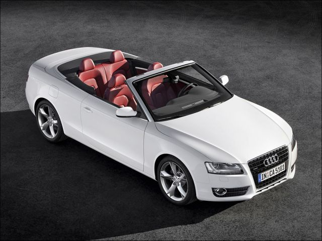 Audi A5 Cabriolet - 1024x768