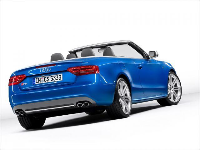 Audi S5 Cabriolet - 1024x768
