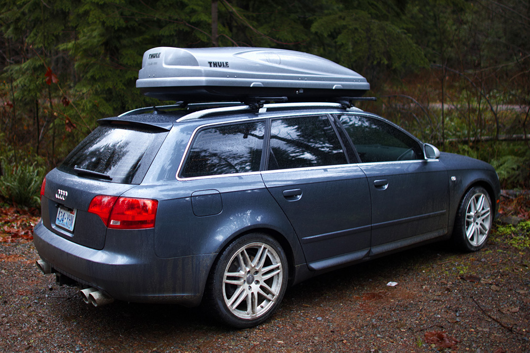 Thule Atlantis 1600 Or 1800 Roof Box Im On The Fence