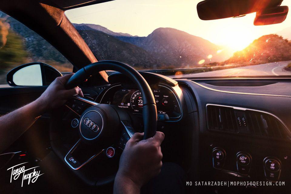 Targa Trophy Ride Check, 2017 Audi R8