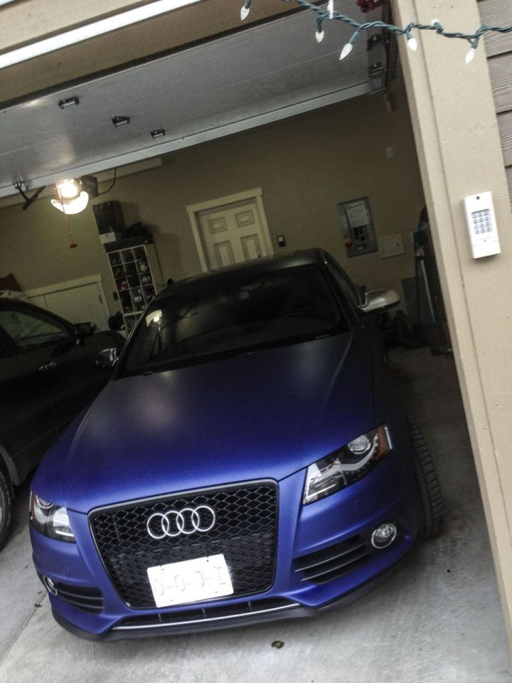 Avery nite blue B8 S4